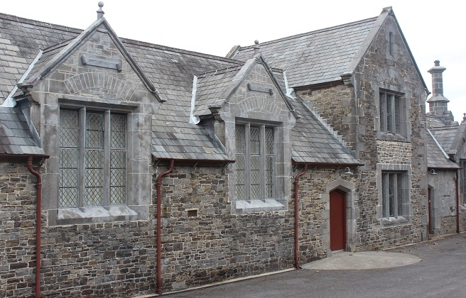 Church Hall Gelli Aur